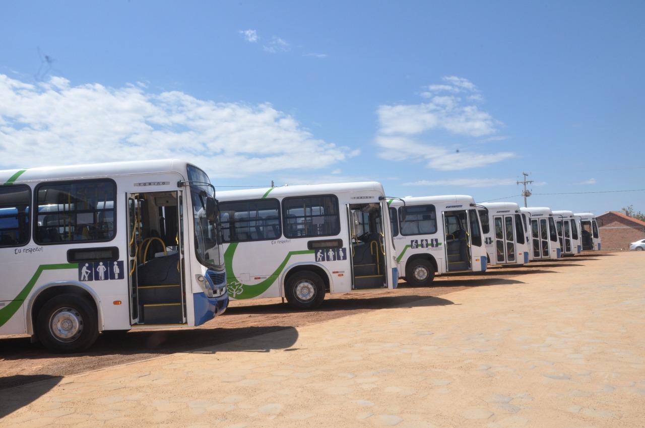 Prefeitura de Porto Nacional e Expresso Miracema entregam nova frota e revitalização da Estação de Ônibus de Luzimangues 2
