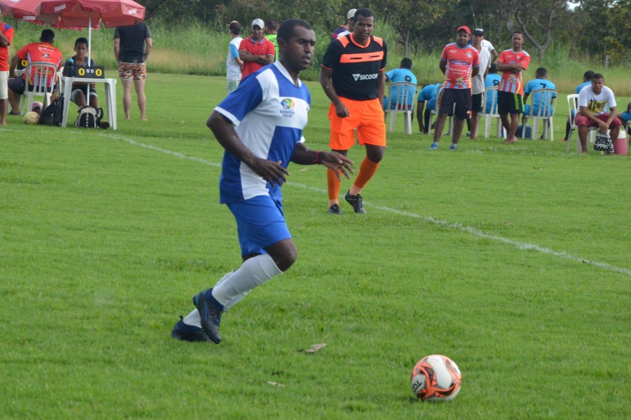 Prefeitura de Porto Nacional fortalece esporte nos bairros
