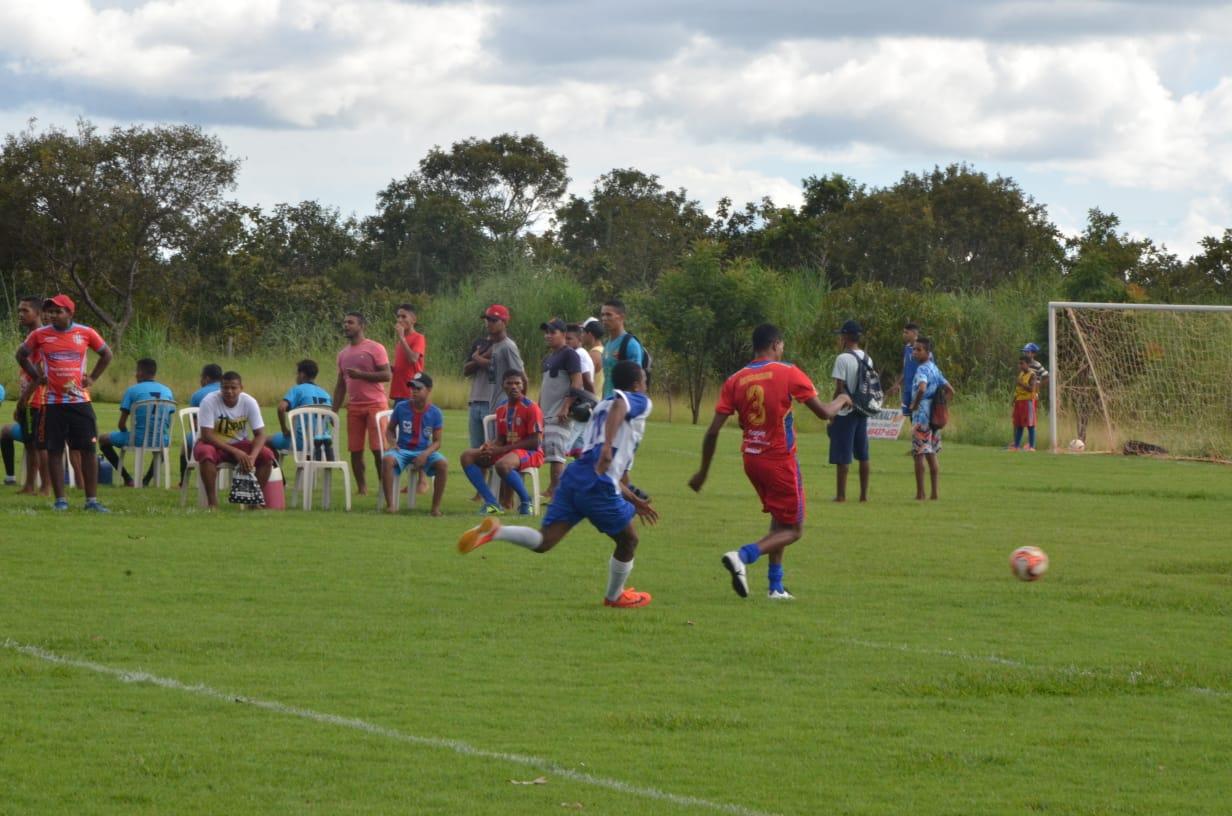 Prefeitura de Porto Nacional fortalece esporte nos bairros 2